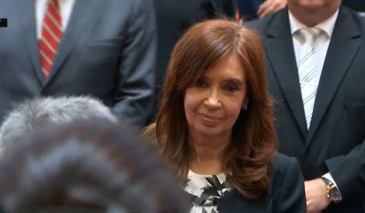 Cristina Kirchner habló por primera vez de la causa de los cuadernos: Hay un manejo extorsivo de la figura del arrepentido