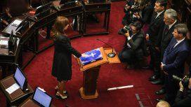 Ya juraron los 23 senadores electos en octubre