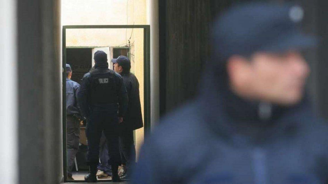 El sospechoso fue detenido. Imagen de archivo.
