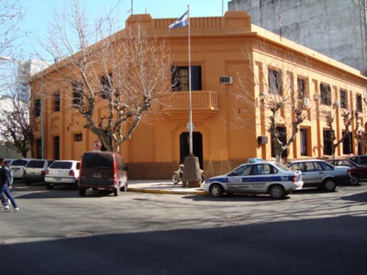 La mujer fue trasladada a la Comisaría de la Mujer de Quilmes.