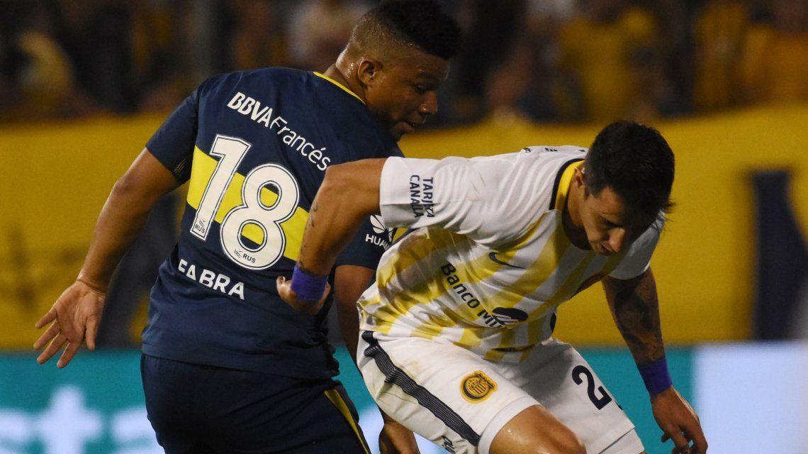 No es mi casa ni mi vida: Zampedri, sin filtro contra la dirigencia de Central por su frustrado pase a Independiente