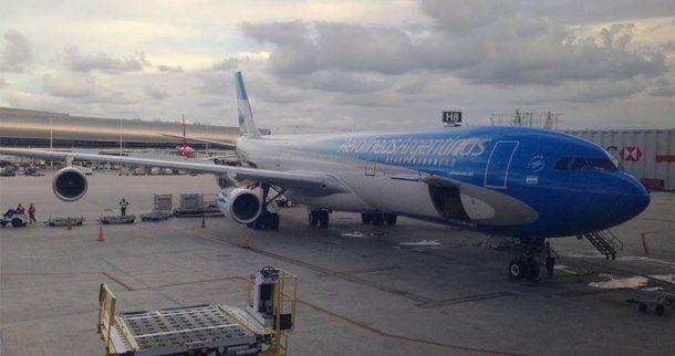 Aerolíneas Argentinas se quedará sin subsidios en 2020<br>
