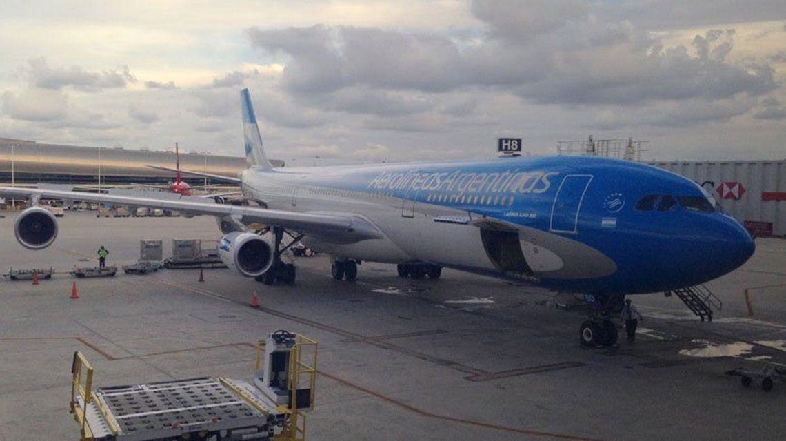 Aerolíneas Argentinas se quedará sin subsidios en 2020
