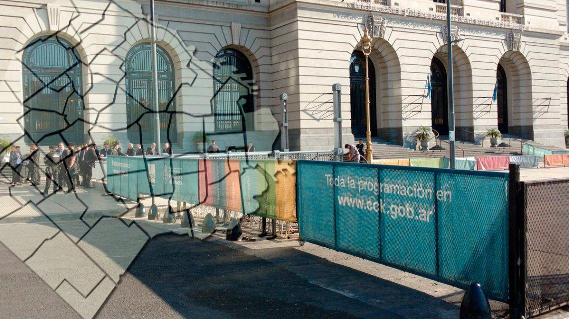 Cortes de tránsito y servicios reducidos en la Ciudad por el acto del G20