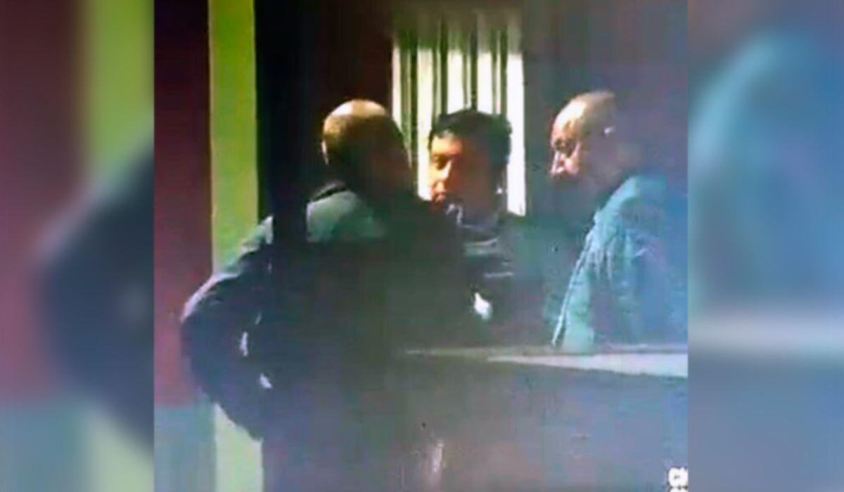 VIDEO: Así fue el operativo que terminó con la detención del vice de Independiente