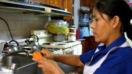 Aumenta 12 por ciento el salario del personal doméstico