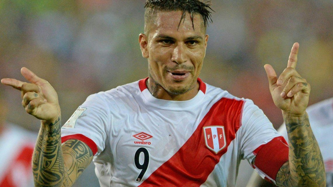 Oficial: Paolo Guerrero podrá jugar el Mundial de Rusia 2018