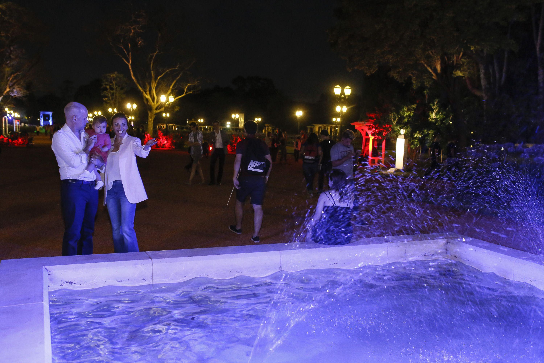 La música llega al Rosedal: Barco, Héli y DJ GPilatti Dub cerrarán La Noche de los Jardínes