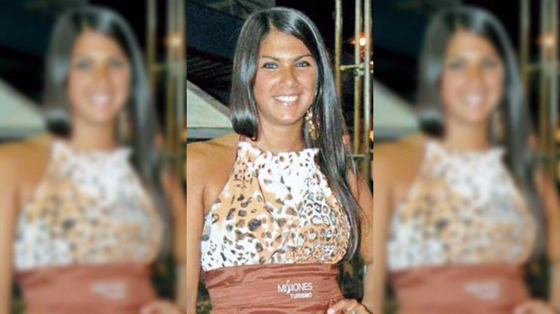 Rocío Santa Cruz había sido elegida Miss Argentina en 2004.