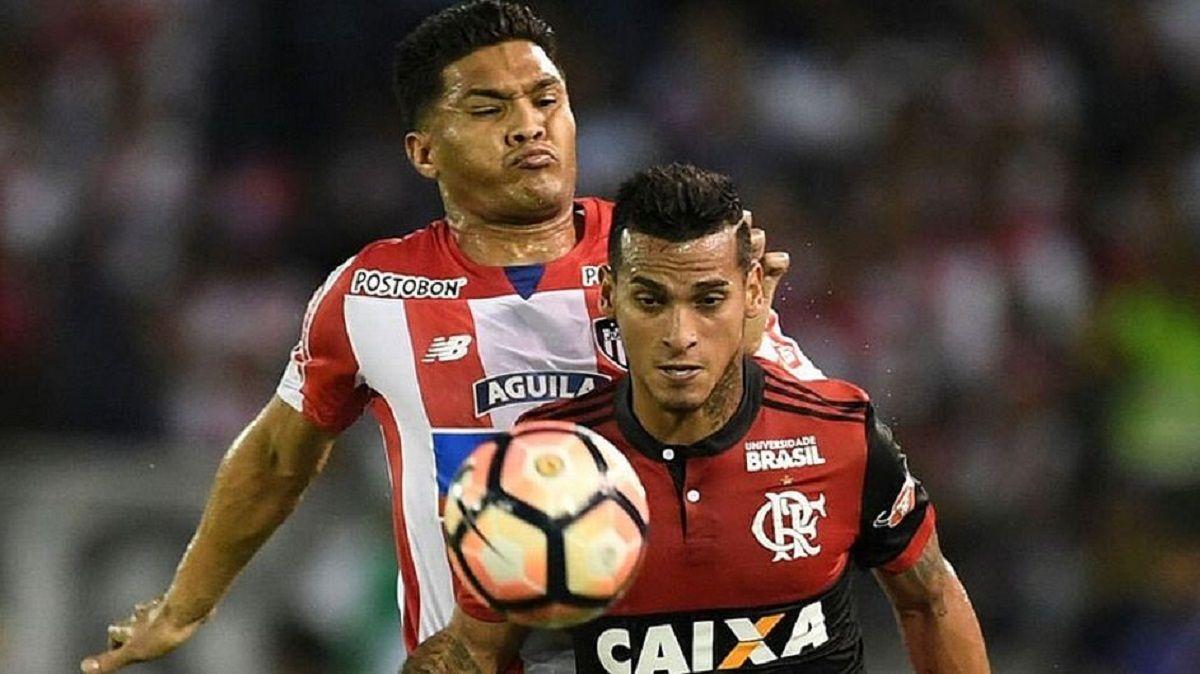 Teo Gutiérrez se quedó con las ganas de volver a enfrentar a Independiente