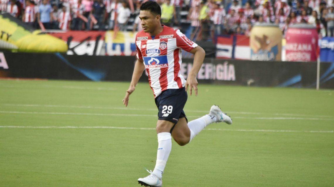 Teófilo Gutiérrez se quedó con las ganas de disputar la final con Junior de Barranquilla