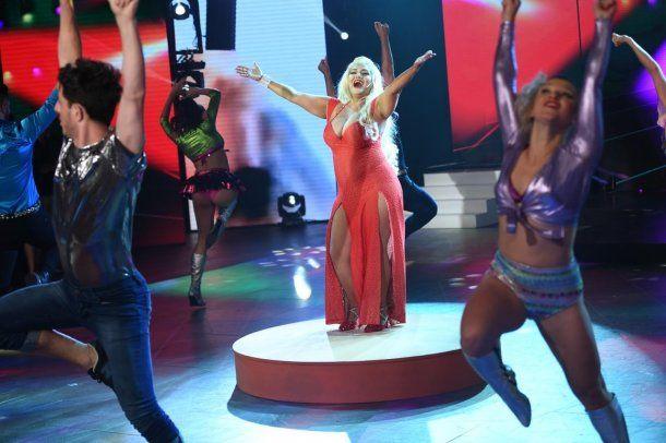 La Bomba Tucumana rindió tributo a una de sus competidoras<br>