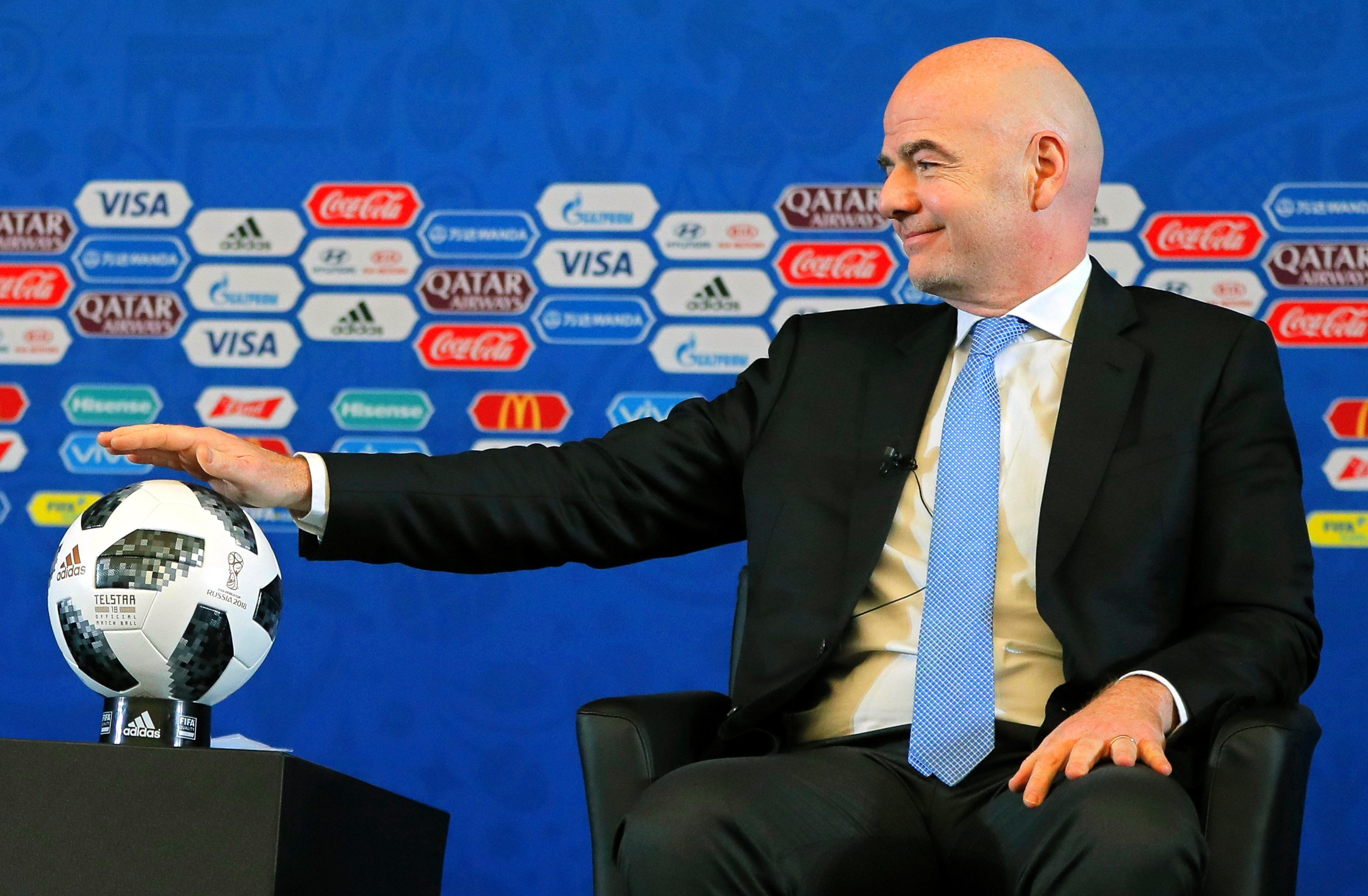 El Presidente disfrutará de su primer Mundial en el cargo