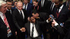 Pelé: Dios mandó la cuenta de haber jugado tantos años al fútbol