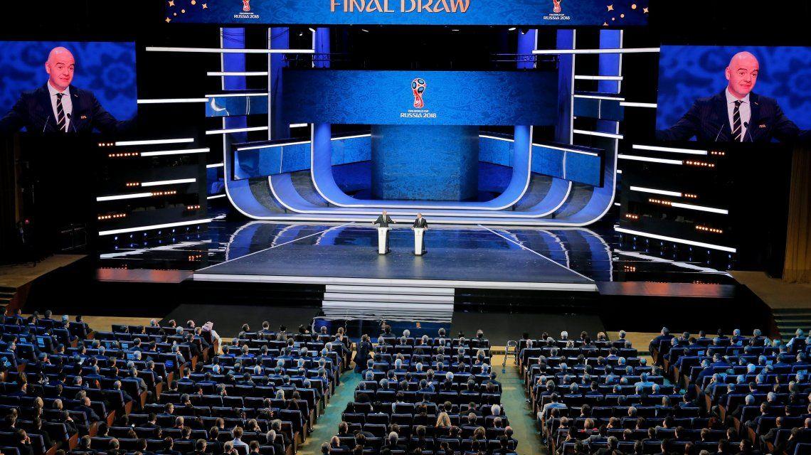 Rusia 2018: ¿cuál es el grupo más fácil del Mundial?