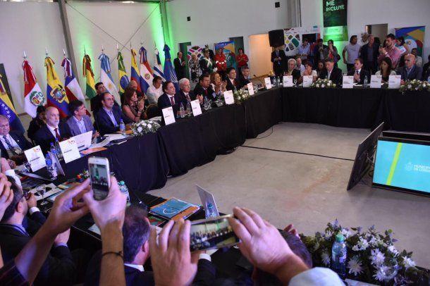 Mercociudades se celebró en la ciudad de Córdoba y culminó este 1 de diciembre