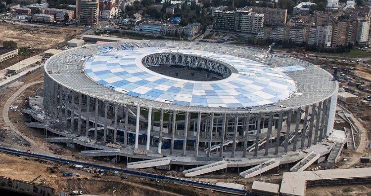 Éstas son las tres sedes en las que jugará Argentina en la primera fase de Rusia 2018