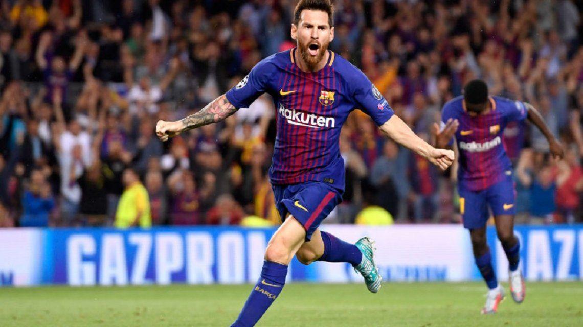 Con Messi y Mascherano, el líder Barcelona recibe al Celta