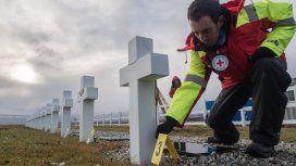 Devolverán 32 objetos de los caídos en las Malvinas