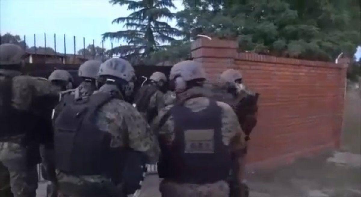 El Polaco Petrov quedó detenido en la causa por corrupción en Independiente