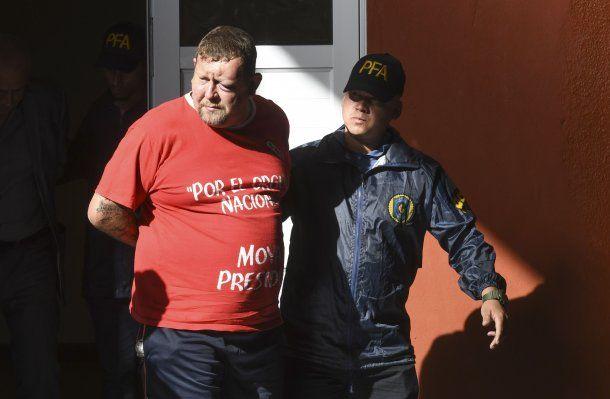 Petrov está acusado de integrar una asociación ilícita liderada por Pablo