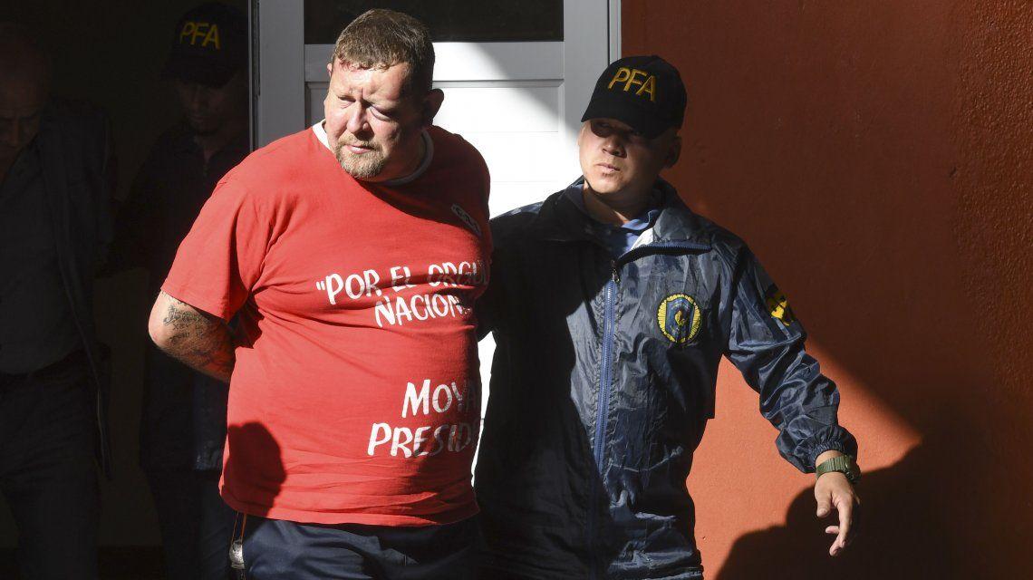 Petrov está acusado de integrar una asociación ilícita liderada por Pablo Bebote Álvarez