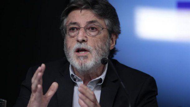 Alberto Abad, titular de la AFIP<br>