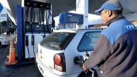 Aranguren negó otro aumento del combustible para este año