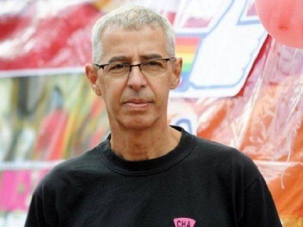 César Cigliutti dirigente de la CHA.