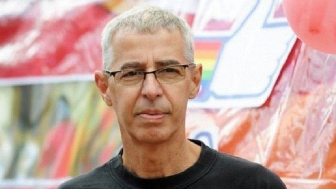 César Cigliuttidirigente de la CHA.