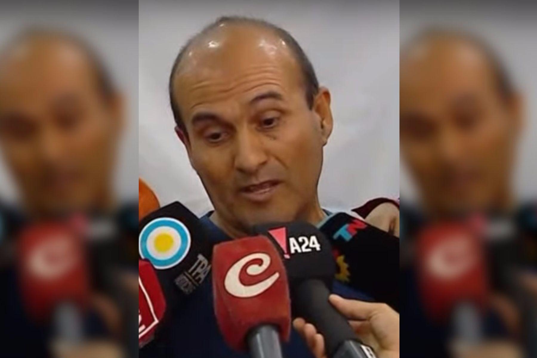 ARA San Juan: el reproche de uno de los familiares de los tripulantes a Macri
