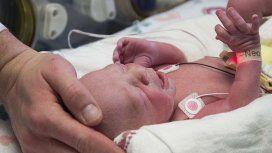 Nació el primer bebé de un útero trasplantado. Imagen de archivo.