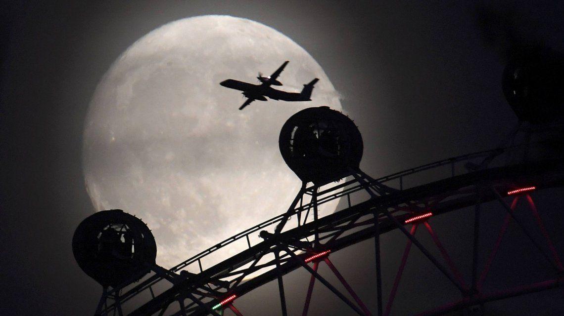 Superluna 2017: ¿cuándo y cómo ver la luna más grande del año?