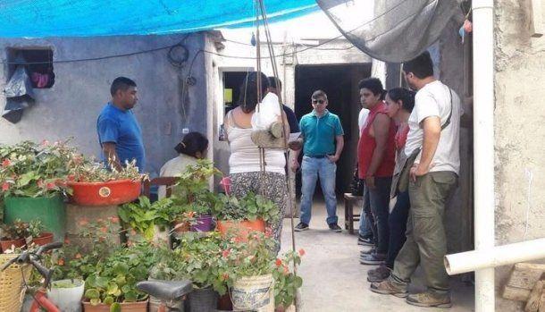 La detención de la madre y el hijo en El Carril, localidad de Salta