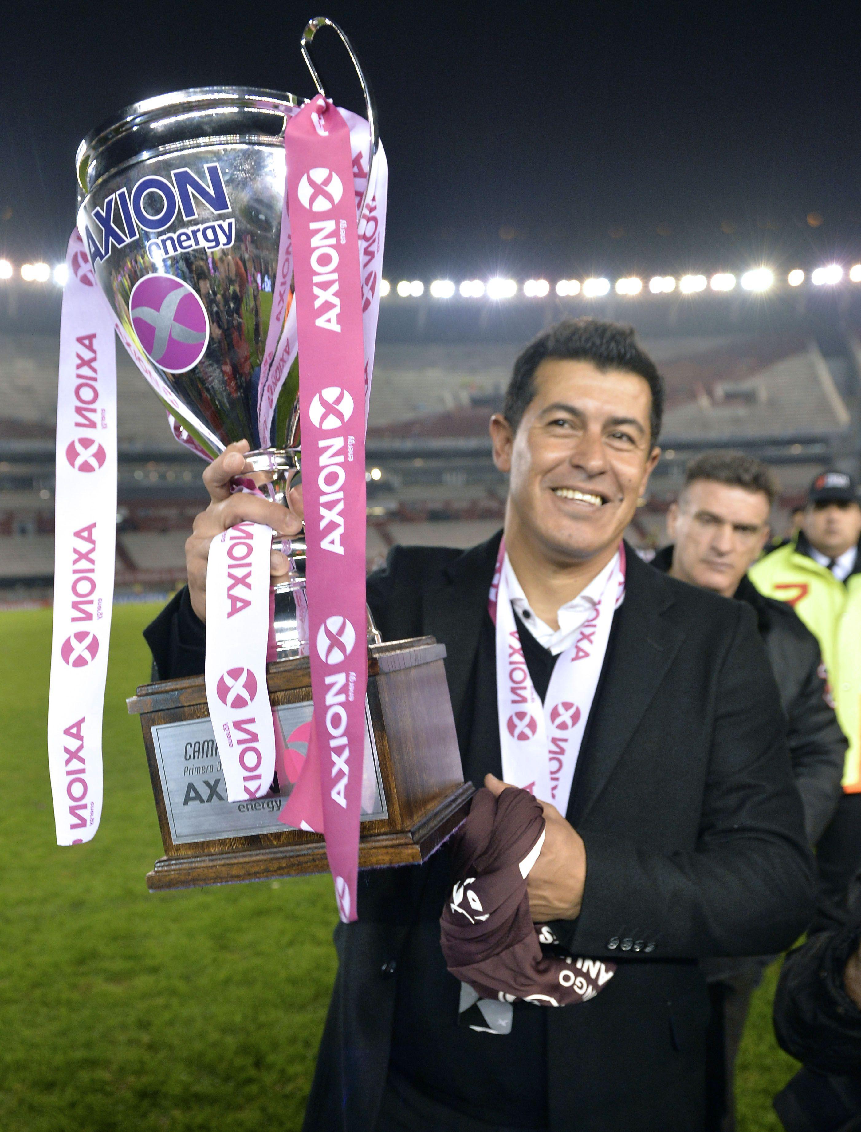 Jorge Almirón