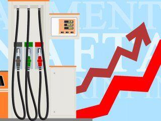 Vertiginosa escalada de los combustibles en la era Macri.