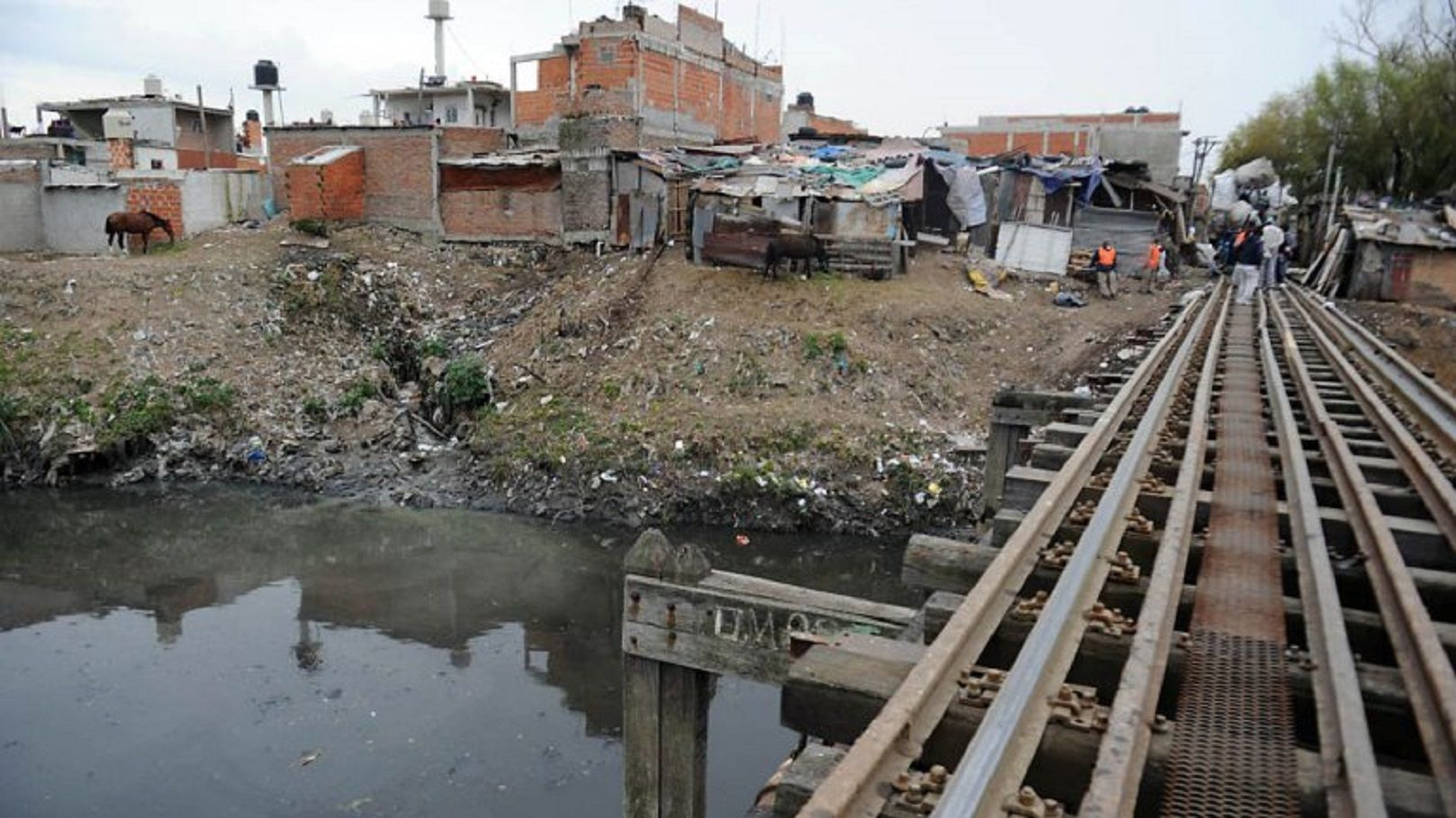 La villa 26 de Barracas desaparecerá: reubican a las últimas familias