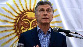 Macri, en silencio por el submarino