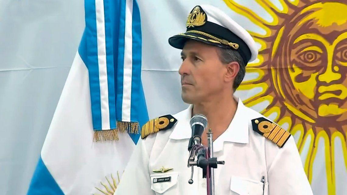 La Armada aclaró que las últimas llamadas del ARA San Juan no fueron de emergencia