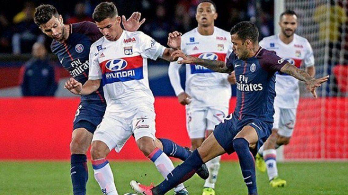El joven maravilla a todos en la Liga de Francia