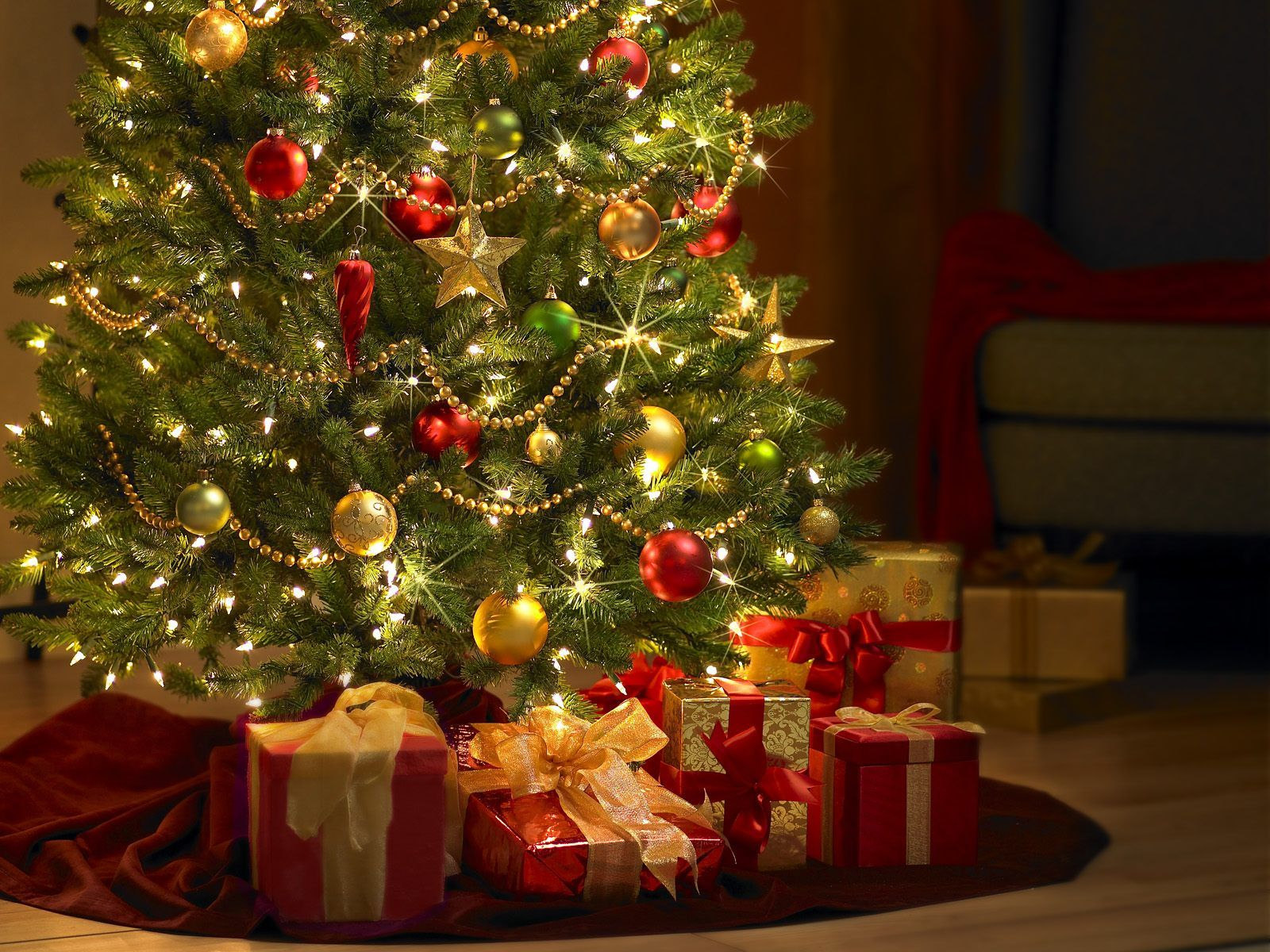 ¿Cuánto cuesta armar el arbolito de Navidad?