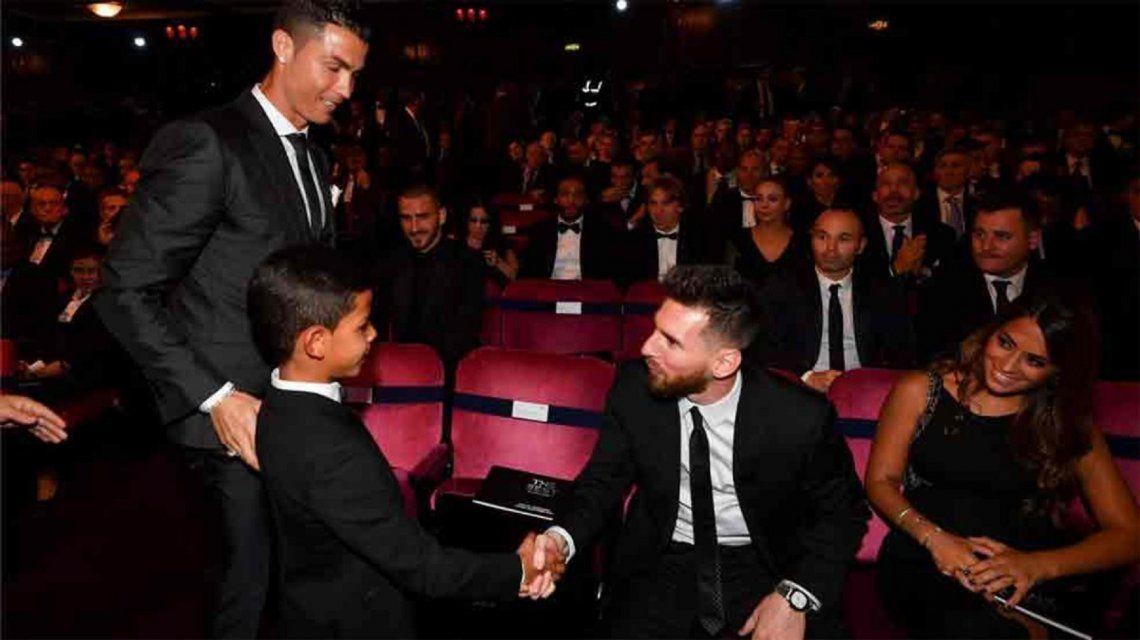 Instagram: al final la cuenta del hijo de Cristiano Ronaldo es ¡falsa!