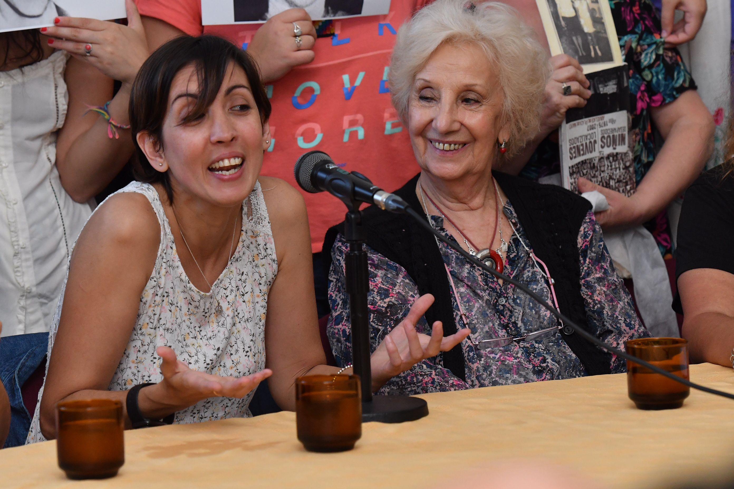 Adriana, la nieta recuperada 126: Esta vez no pudieron, el amor le ganó al odio