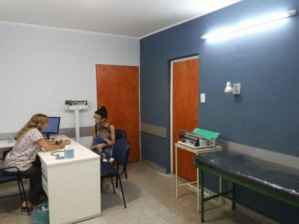 <p>Así quedó la sala pediátrica del hospital después de la refacción. </p><p></p>
