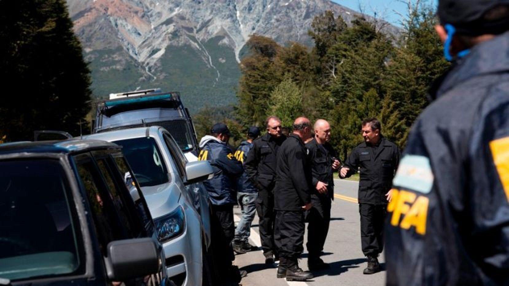 Investigan a ocho prefectos por la muerte del mapuche Rafael Nahuel