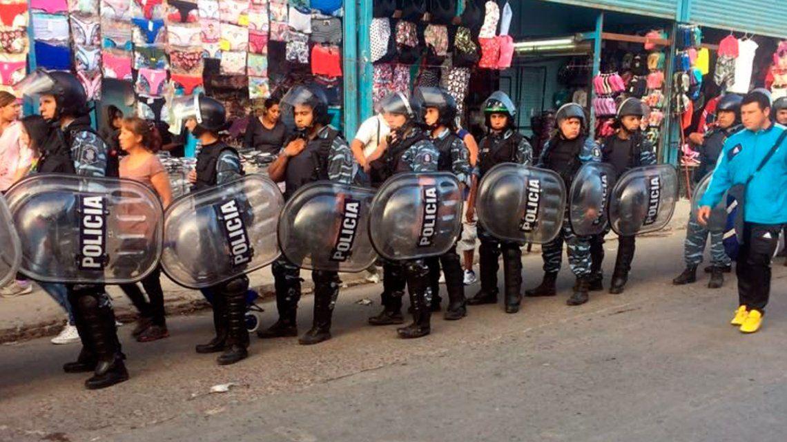 Más de 2.000 policías participan del operativo