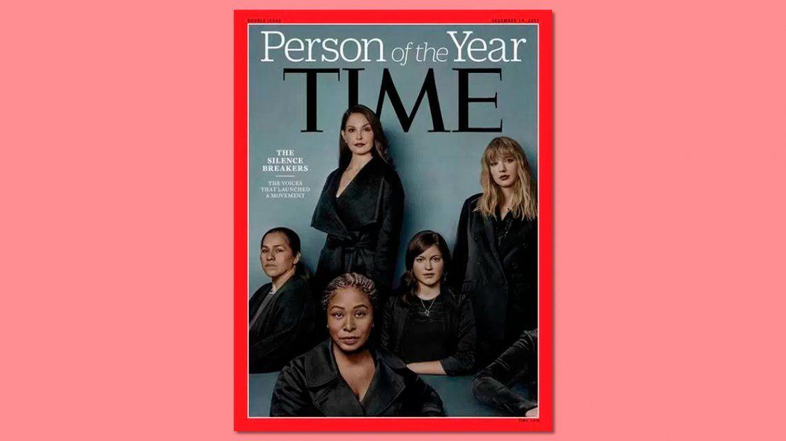 """Time eligió como personajes del 2017 a quienes """"rompieron el silencio"""" sobre el acoso"""