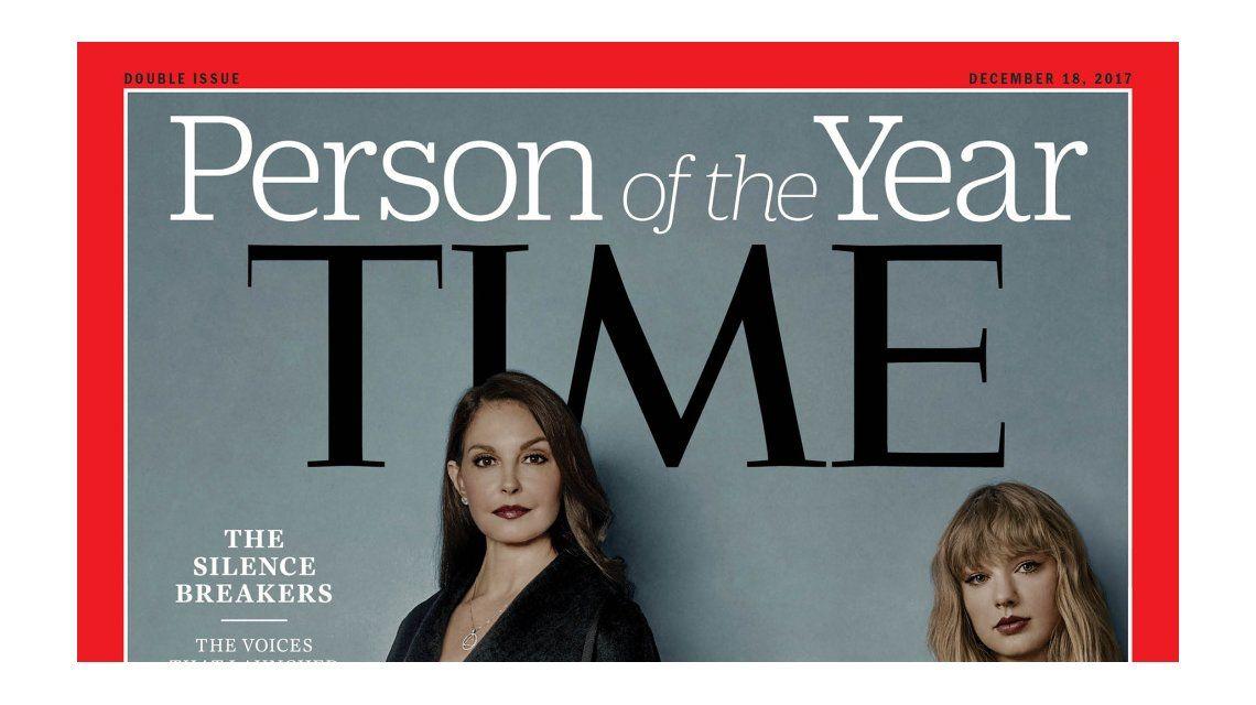 Time eligió como personajes del 2017 a quienes rompieron el silencio sobre el acoso