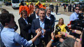 Mauricio Macri en Entre Ríos