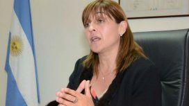 Jueza de la causa Marta Yáñez